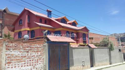 Casa en Venta en La Paz Chasquipampa Calle 63 Ovejuyo