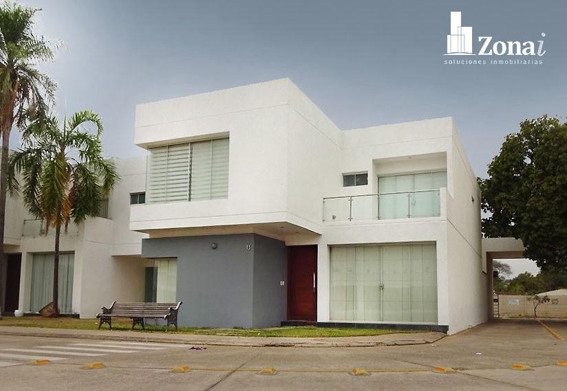 Casa en Venta VIVIENDA DE 4 SUITES EN °CONDOMINIO EXCLUSIVO DE LA ZONA NORTE° Zona Norte 8vo anillo Av. Banzer. Foto 2