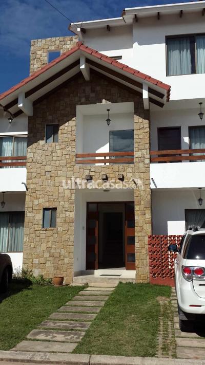 Casa en Alquiler en Santa Cruz de la Sierra Urubó Urubo