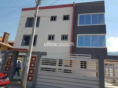 Departamento en Alquiler en Cochabamba Queru Queru Calle Crisantemos entre Luis Calvo y Limoneros