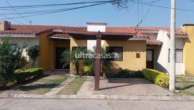 Casa en Alquiler en Santa Cruz de la Sierra Carretera Norte Condominio Casa Club Norte, Km 8 1/2 y Av. Banzer