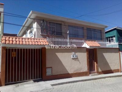 Departamento en Venta en La Paz Alto Obrajes Alto Obrajes sector B