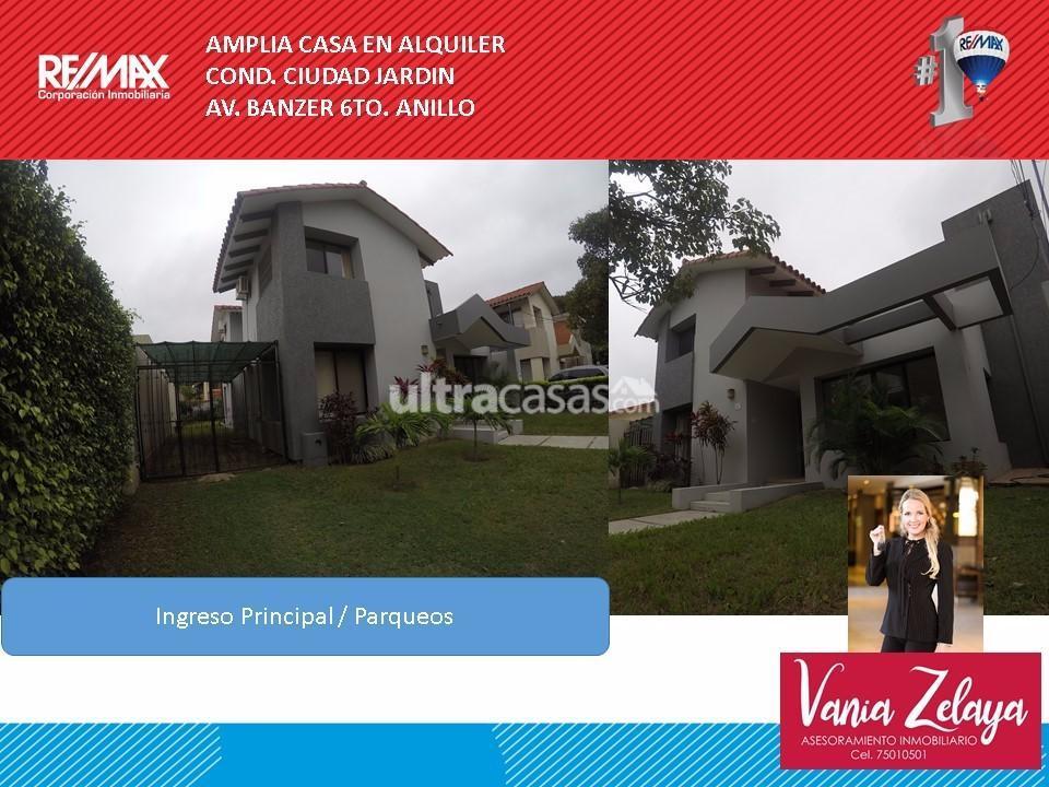 Amplia casa en alquiler cond ciudad jard n for Casa en ciudad jardin