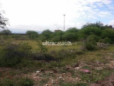 Terreno en Venta en Tarija Villa Busch Barrio la merced en tabla da a pocos minutos del centro de la ciudad
