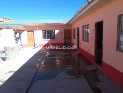 Casa en Venta en El Alto Achocalla Zona los lirios c. Unión # 1014