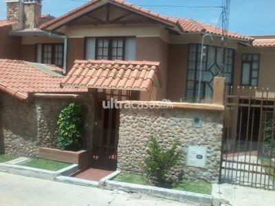 Casa en Venta en Cochabamba Sacaba Urbanización Bella Vista