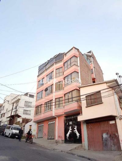 Departamento en Venta en La Paz Villa San Antonio DEPARTAMENTO SOLEADO EN VENTA
