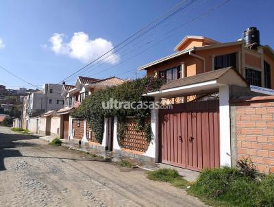 Casa en Alquiler en La Paz Alto Irpavi Calle 13 de Alto Irpavi