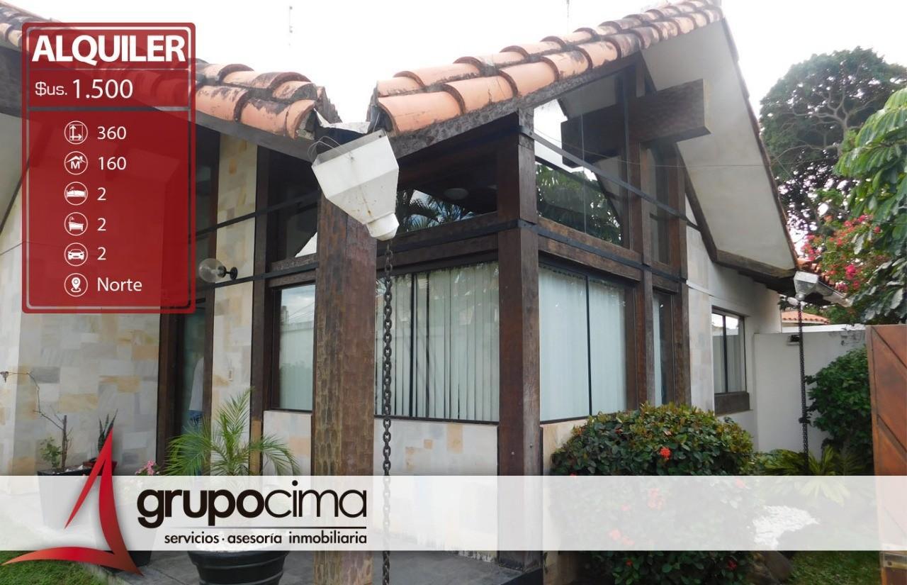 Casa en Alquiler AMPLIA CASA PARA OFICINA EN EQUIPETROL Foto 1