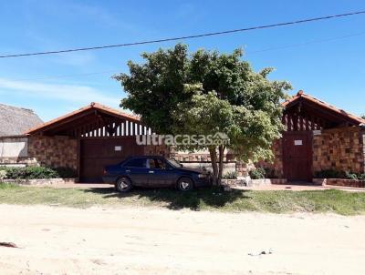 Casa en Anticretico en Santa Cruz de la Sierra Doble vía La Guardia EN ANTICRÉTICO URB.CANAÁN DOBLE VÍA LA GUARDIA