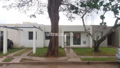 Casa en Alquiler en Santa Cruz de la Sierra 8vo Anillo Norte Casa en alquiler en Condominio Sevilla del Bosque