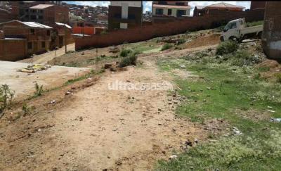 Terreno en Venta en Sucre Sucre Parada a Ravelo Barrio Themis