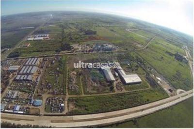Terreno en Venta en Warnes Parque Industrial Latinoamericano TERRENO EN VENTA PARQUE INDUSTRIAL LATINOAMERICANO