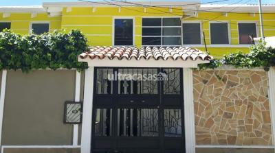 Casa en Venta en La Paz Auquisamaña Calle Alfa