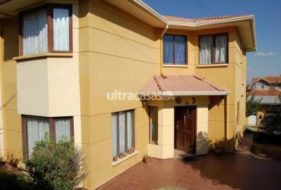 Casa en Venta en Cochabamba Queru Queru Alto Queru Queru