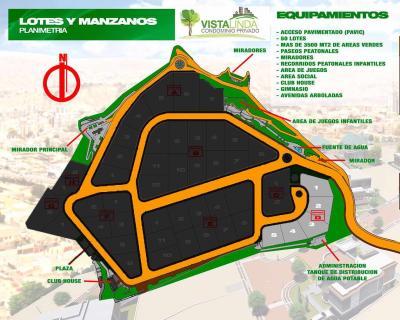 Terreno en Venta en La Paz Los Pinos AVENIDA COSTANERA CALLE 28