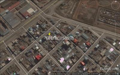 Departamento en Venta en La Paz Achachicala El Alto Villa Bolivar D, calle 107 Nro. 51 (A 2 cuadras de la nueva terminal de El Alto y 2 Cuadras del Mercado SODOMIN