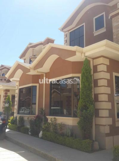 Casa en Venta en Cochabamba Tiquipaya Camino a tiquipaya av. Ecologica