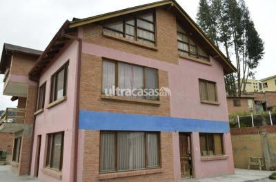 Casa en Venta en La Paz Chasquipampa Los Almendros