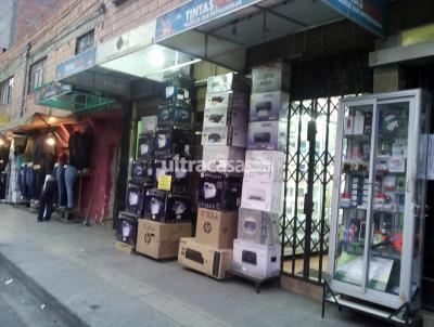 Local comercial en Alquiler en La Paz Centro Av. Calatayud esa. C. Huyustus