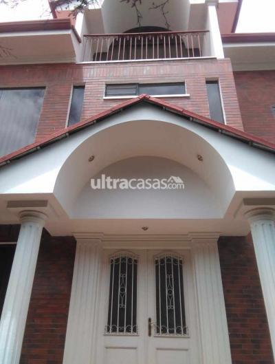 Casa en Alquiler en La Paz Calacoto Inmediaciones calle 12