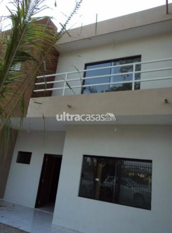 Casa en Alquiler en Santa Cruz de la Sierra Entre 7mo y 8vo anillo Norte zona Av. Alemana y 7mo anillo.