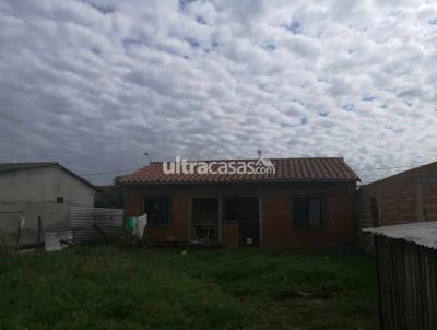 Casa en Anticretico en Santa Cruz de la Sierra Entre 8vo y 9no anillo Norte 8vo anillo de la avenida Luján una cuadra y media de la avenida principal