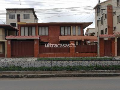 Casa en Venta en Cochabamba Cala Cala Avenida Juan de la rosa