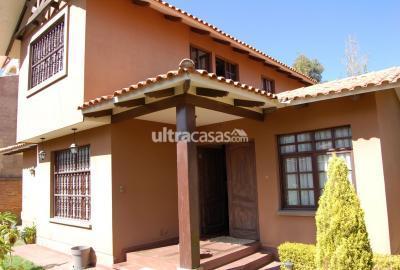 Casa en Venta en Cochabamba Tiquipaya Tiquipaya - paralela a la Av. Ecológica
