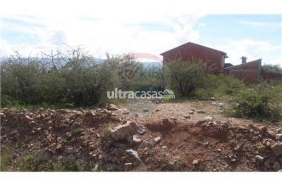 Terreno en Venta en Tarija SENAC ALTO SENAC