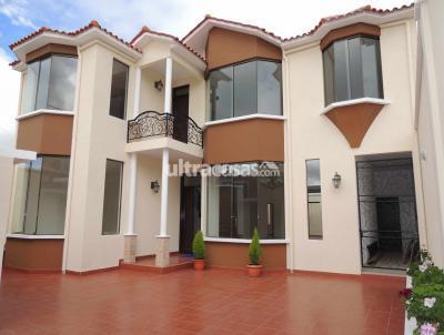 Casa en Venta en Sucre Sucre Avenida Juan Pablo II -  Alto Tucsupaya