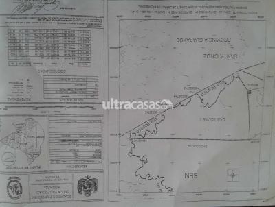 Terreno en Venta en Trinidad Trinidad DE  SAN PABLO DEL BENI,  HACIA CARMEN DEL ITENEZ, 40 KILOMETROS,  CARRETERA RIPIADA