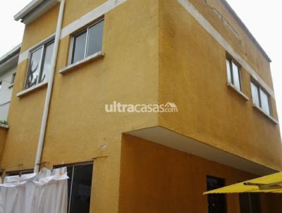 Departamento en Anticretico en La Paz Villa Fatima PASAJE MURURATA 1211