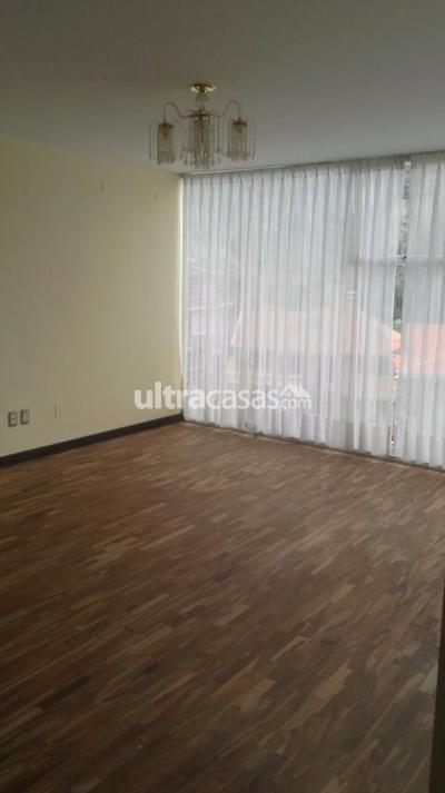 Departamento en Alquiler en La Paz Los Pinos NUEVOS PINOS CALLE 25