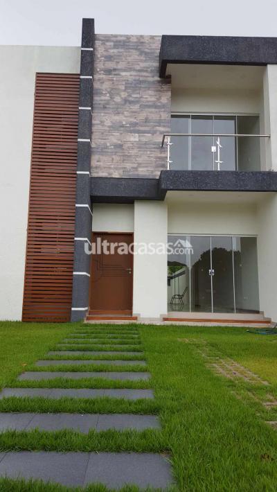 Casa en Venta en Santa Cruz de la Sierra Carretera Norte Casa a Estrenar - Condominio Barcelo km 9 al norte