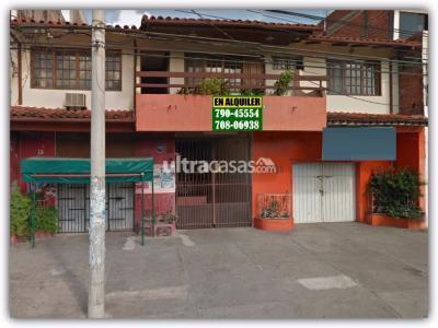 Casa en Alquiler en Santa Cruz de la Sierra 2do Anillo Este ‼AMPLIA CASA EN ALQUILER $4.000.-‼CON TINGLADO ATRAS- SALIDA A 2 AVENIDAS