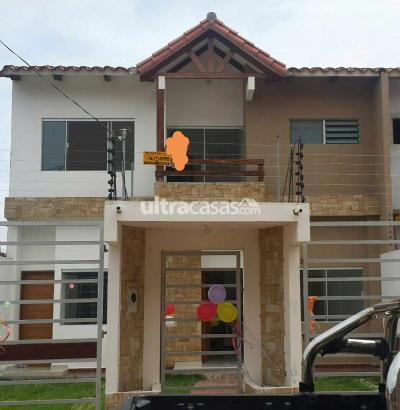 Casa en Anticretico en Santa Cruz de la Sierra 6to Anillo Sur Urbanización San Silvestre, entre Av. Santos Dumont y 6to. Anillo. Zona sur de Santa Cruz.