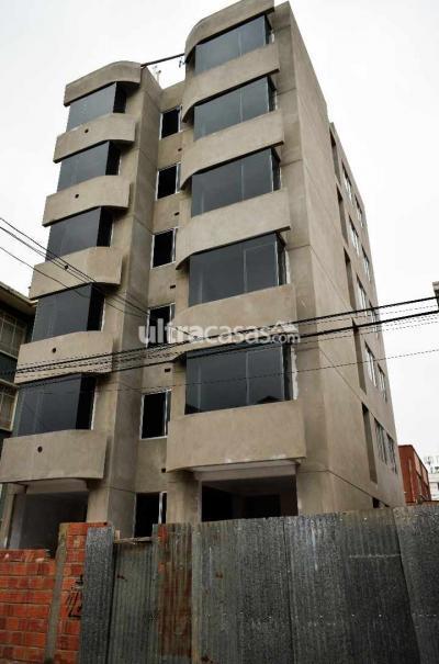 Departamento en Venta en La Paz Alto Obrajes Alto Obrajes, calle Hugo Davila, a tres cuadras del