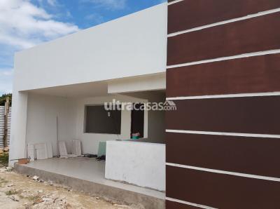 Casa en Venta en Cotoca Cotoca COTOCA - Barrio San Antonio