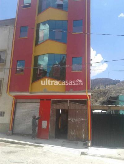 Casa en Venta en La Paz Villa Fatima calle Venecia lado no 188
