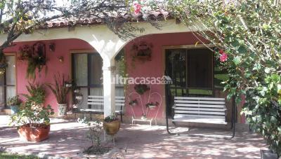 Casa en Venta en La Paz Río Abajo EL PALOMAR Casa de Campo con arboles frutales a 50 minutos de la Zona Sur