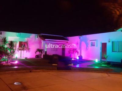 Casa en Venta en Santa Cruz de la Sierra Carretera Norte Condominio Las Terrazas 1