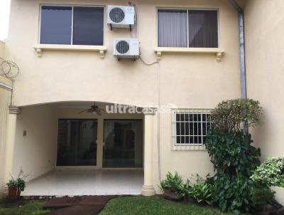 Casa en Alquiler en Santa Cruz de la Sierra 3er Anillo Sur Barrio El Trompillo