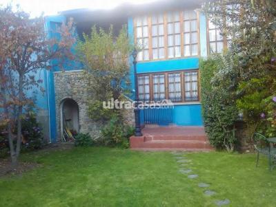 Casa en Venta en La Paz Bolognia Bolognia