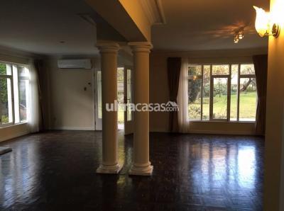 Casa en Alquiler en La Paz Calacoto CALACOTO CALLE 10