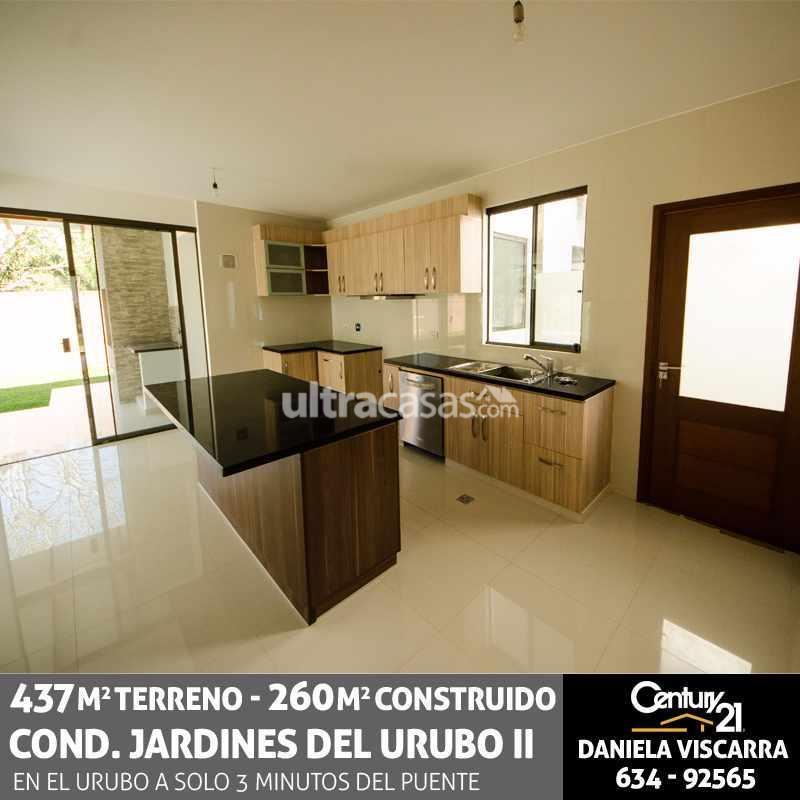 Casa en Venta URUBO, Condominio Jardines del Urubo II Foto 3
