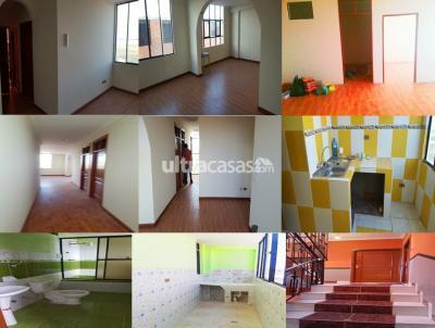Departamento en Venta en El Alto Villa Adela  INICIO AV JULIO CESAR VALDÉS A MEDIA CUADRA 6MINUTOS CEJA CERCA ADUANA Y AEROPUERTO
