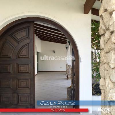 Casa en Alquiler en Santa Cruz de la Sierra 1er Anillo Este CONDOMINIO GRANADA- Las Palmas