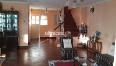 Casa en Alquiler en La Paz Bolognia Casa amplia en Alquiler