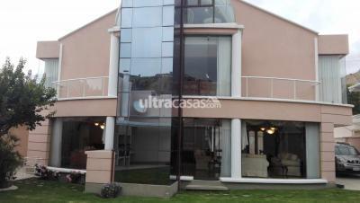 Casa en Venta en La Paz Irpavi LUJOSA CASA EN VENTA IRPAVI (CON ASCENSOR) CALLE 6